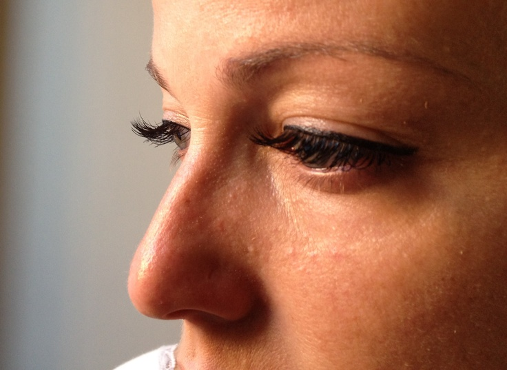 Afgewerkt met een subtiele eyeliner