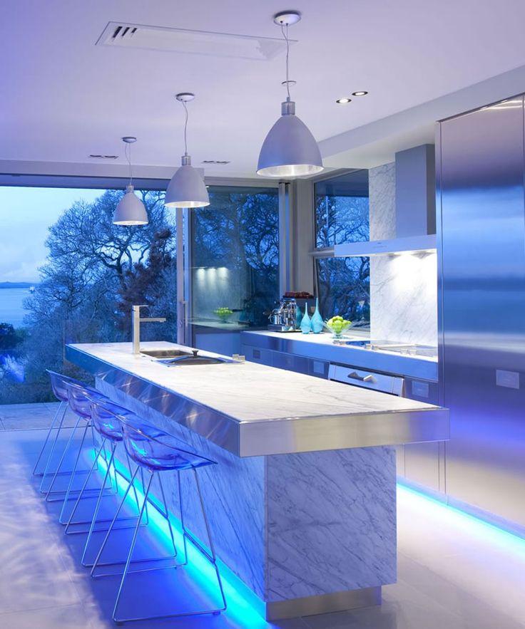 145 Best Modern Kitchens Images On Pinterest | Modern Kitchens,  Architecture And Dream Kitchens