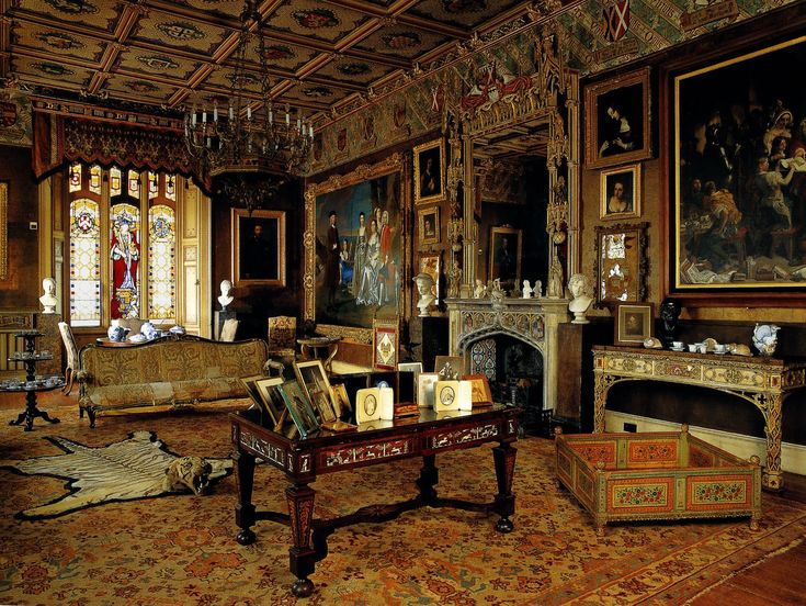 English Country House | English Country Homes 1830-1900