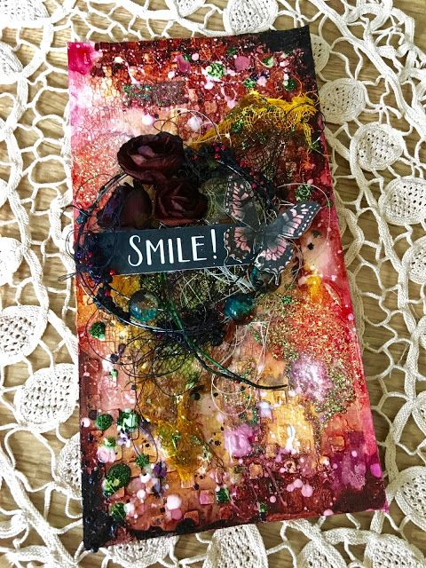 13arts: Smile! - New Project from our GD- Georgie Connelly
