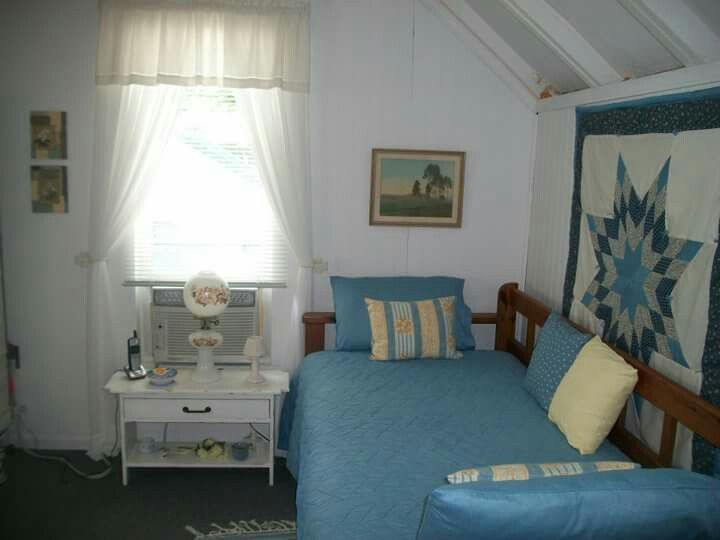 Epworth Park   Bethesda, Ohio   An Upstairs Bedroom