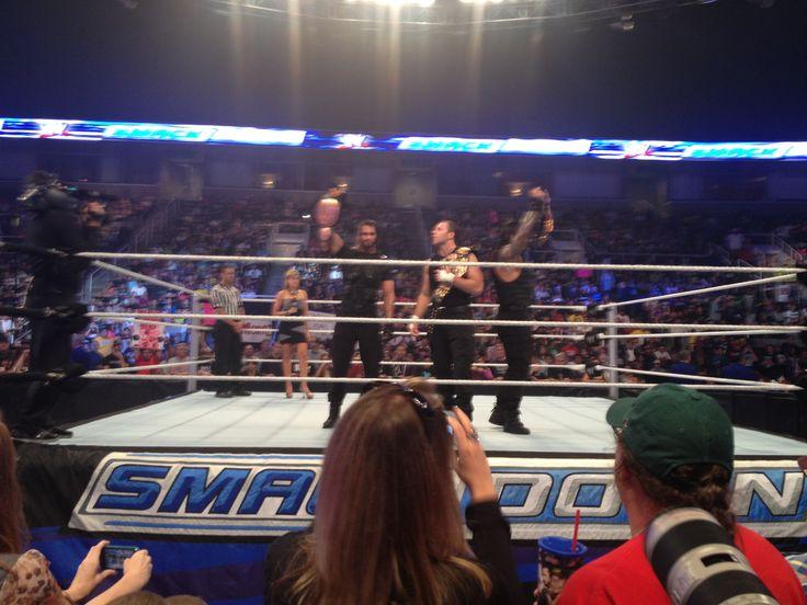 WWE - San Jose Arena