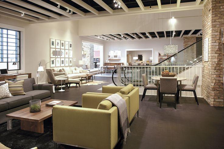 Modern Furniture S, Modern Furniture Chicago Downtown