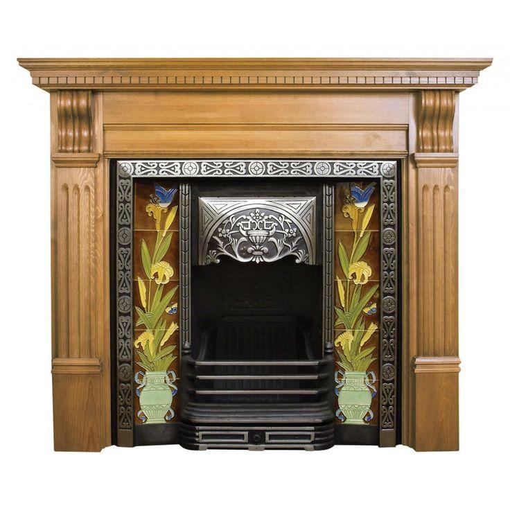 Carron The Aladdin Cast Iron Fireplace Insert