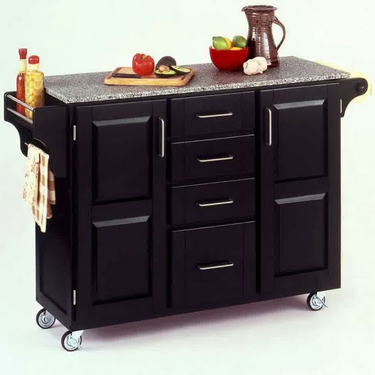 movable kitchen island 17 best ideas about portable kitchen island on 14306