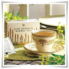 Aloe Blossom Herbal Tea - Τσάι Αλόης µε Βότανα της Forever Living Products. #ForeverLivingProducts    #AloeVera #weightloss #tee