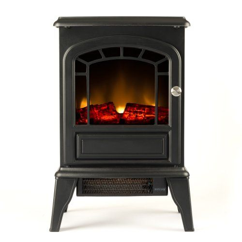 "Aspen Electric Fireplace - e-Flame USA 15"" Portable Electric Fireplace with 1500W Space Heater - NEW 2014 Model e-Flame USA http://www.amazon.com/dp/B00HJ8V4H4/ref=cm_sw_r_pi_dp_GEnlub145F98Y"