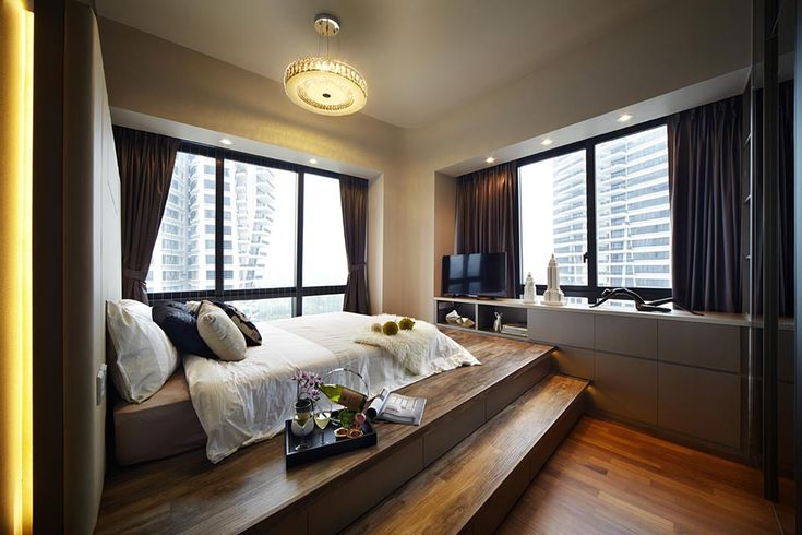 My perfect platform bedroom