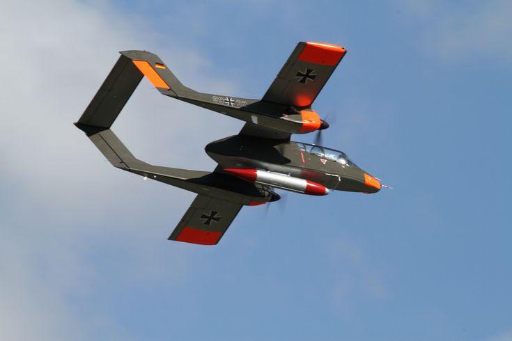 Rockwell OV-10 Bronco