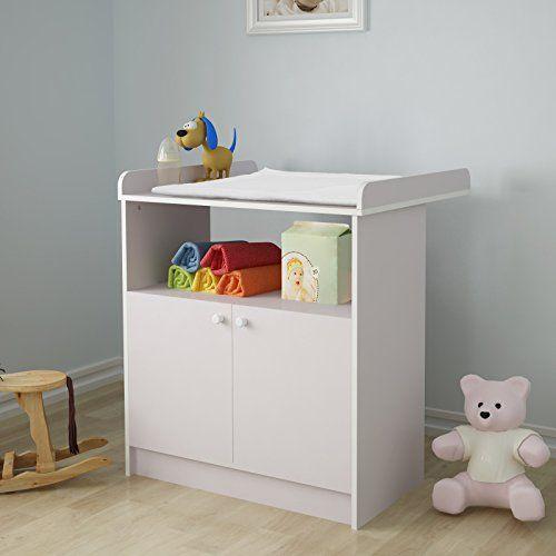 muy buena Cambiador para bebés con compartimento inferior color blanco Encuentra más en http://www.cunas-para-bebes.net/tienda/producto/cambiador-para-bebes-con-compartimento-inferior-color-blanco/