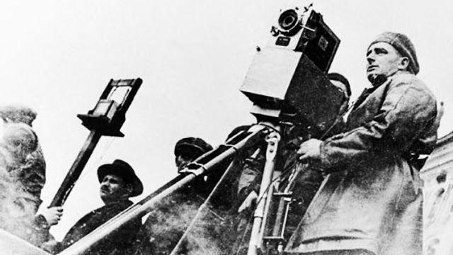 "Némafilmek - magyarul: Kino-Pravda ""Film - Igazság"" 1-5 (1922)"