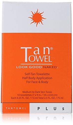 Tan Towel Half Body Plus, 10 Count  //Price: $ & FREE Shipping //     #hair #curles #style #haircare #shampoo #makeup #elixir