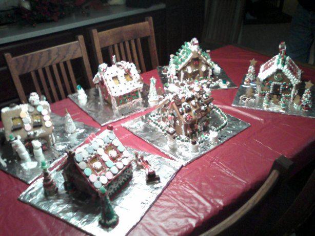 Gingerbread House Icing Recipe - Food.com