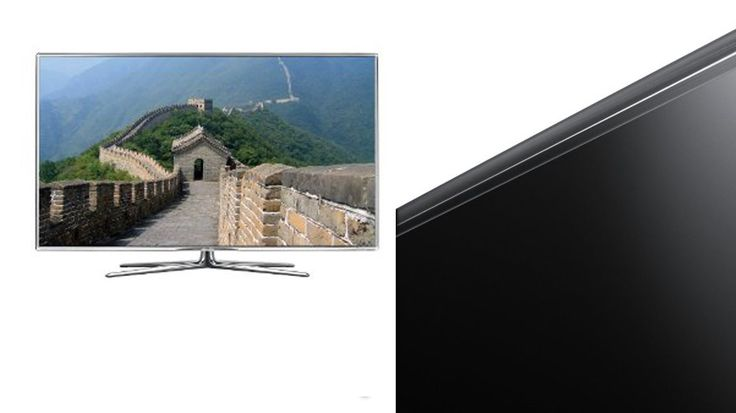 The Samsung UN46F7500 is the tiniest installation of the brand-new line of Samsung HDTV's that are seeking to redefine the marketplace with a collection of user friendly innovation had by Samsung.