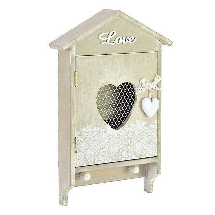 Κλειδοθήκη Τοίχου Love  Τιμή: €13,60 http://www.lovedeco.gr/p.Kleidothiki-Toichou-Love.890189.html