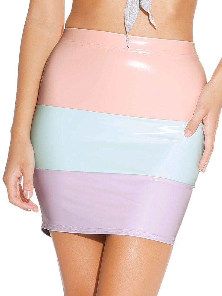 Jet Set Mini Skirt - LIMITED (AU $60AUD / US $40USD) by Black Milk Clothing