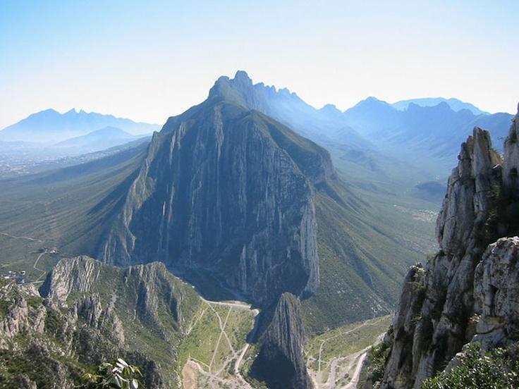 Monterrey NL la ciudad de las montañas