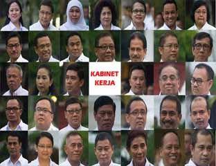 Menteri Jokowi Jangan Blusukan Terus