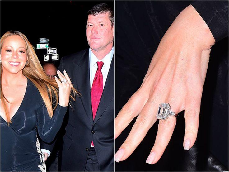Mariah Carey's Engagement Ring – $10M