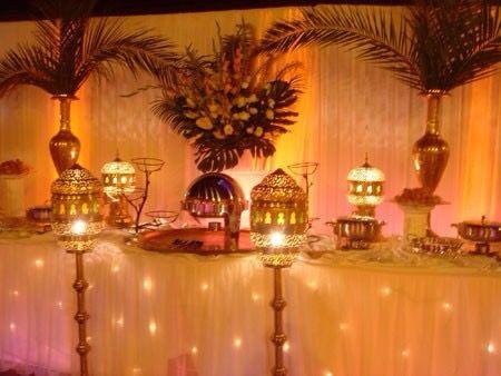 Moroccan Buffet