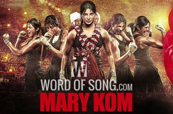Priyanka Chopra's Mary Kom All Songs out now. Lyrics, Songs & Video: http://www.wordofsong.com/mary-kom-songs-lyrics-songs-video/