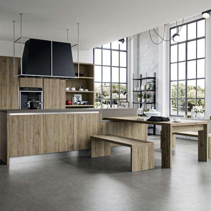 oltre 25 fantastiche idee su cucine moderne su pinterest ... - Cucine Moderne Angolari