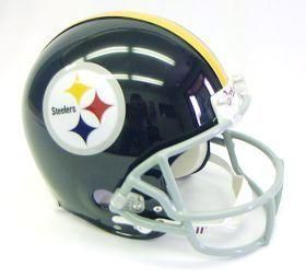 Pittsburgh Steelers Helmet Riddell Authentic Full Size VSR4 Style 1963-1976 Throwback Special Order
