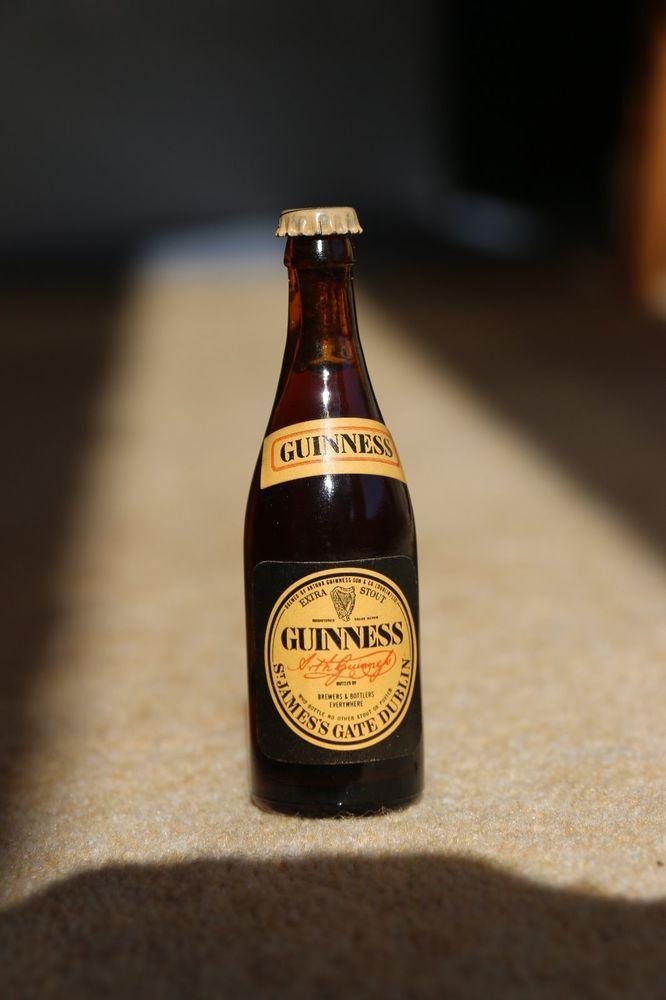 Guinness Miniature Beer Bottle Sp1 99 Bottle Beer