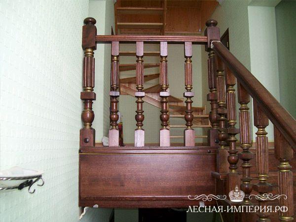 лестницы в тучково