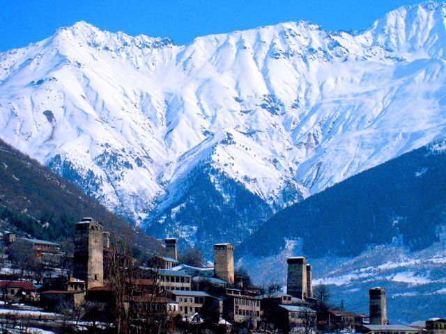 Georgia-Svaneti