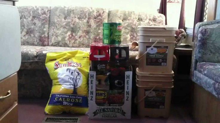 cool Emergency Preparedness Food Storage