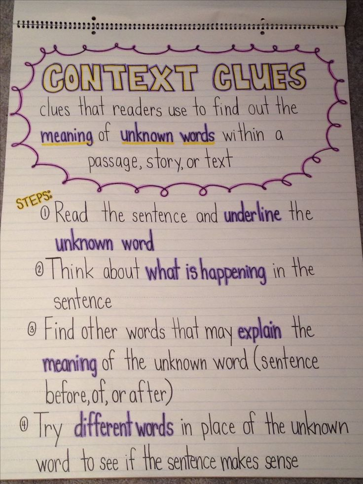 example of context in an essay