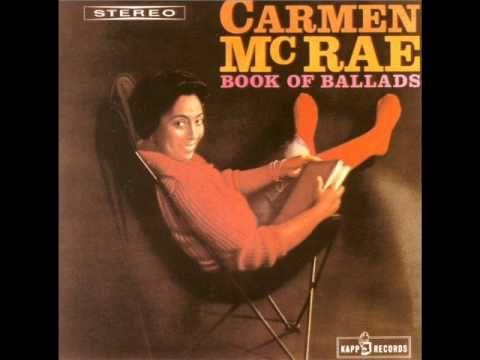 Carmen McRae / Something I Dreamed Last Night