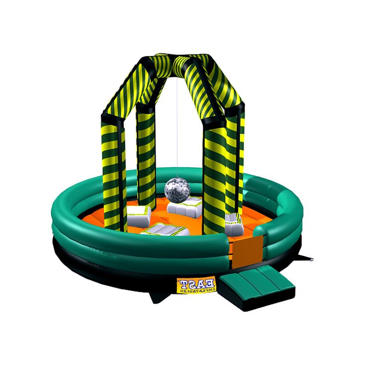 How To Buy Low-price And Best Inflatable Wrecking Ball Game? Our Provide Commercial Bounce House, Discount Water Slide, Cheap Bouncy Games In Sale Inflatables Online