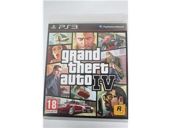 GTA 4, Grand theft auto 4 , Ps3, Playstation 3, www.simplet.se säljer dina playstation 3 spel åt dig på nätet!