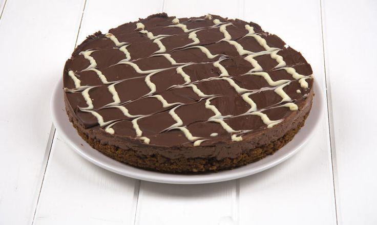 Máte rádi cheesecake? Tak to musíte zkusit naší čokoládovou verzi. tescorecepty.cz - čerstvá inspirace