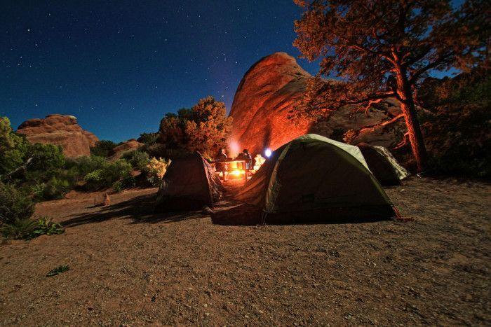 These 16 Camping Spots In Utah Are An Absolute Must See
