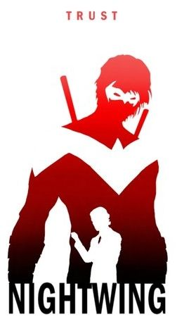 Nightwing.<------- one of the many DC super heroes I would marry