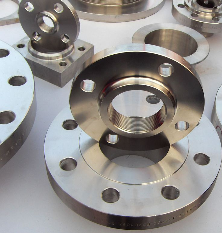Duplex Steel Pipe Flanges