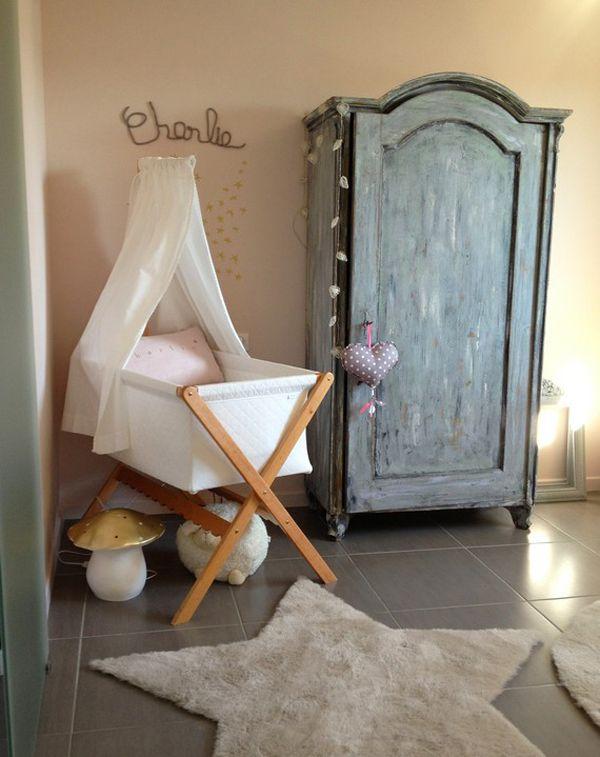 habitación infantil con encanto Una habitación de bebé con encanto