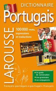 Larousse - Dictionnaire Larousse poche plus français-portugais et portugais-français.