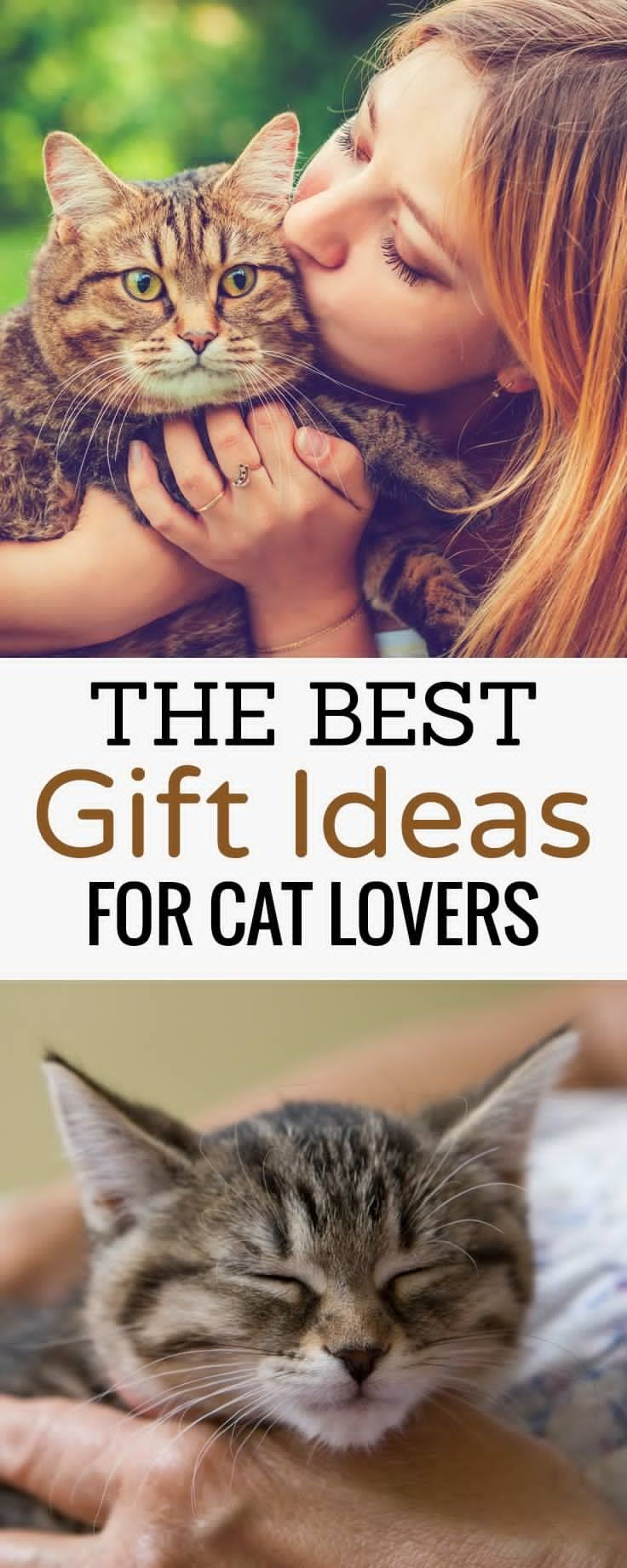 Here S A List Of Gift Ideas You Can Give To Your Cat Lover Friends Cat Lovers Cats Cat Lover Gifts