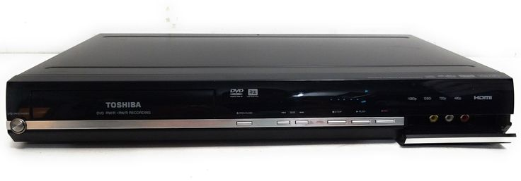 Toshiba D-KR10 DVD Video Recorder 1080p Upconvertion w/ HDMI  Clean