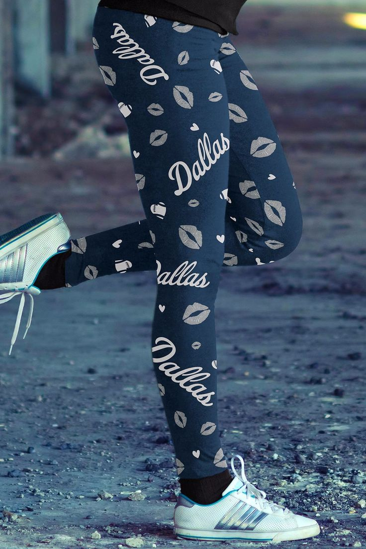 Dallas Cowboys Leggings – If you love Dallas Cowboys football, you will love the Dallas Cowboys Clothes we have on our website. Dallas cowboys fashion, style, fan gear and so much more! Premium Dallas Cowboys gear for women, Dallas Cowboys Clothing, even the Dallas Cowboys women will love this board! Plain and simple, if you have ever had Dallas Cowboys wallpaper in your house or have any Dallas Cowboys collectibles, you are a Dallas cowboys fan and you will love our Dallas Cowboy clothing.