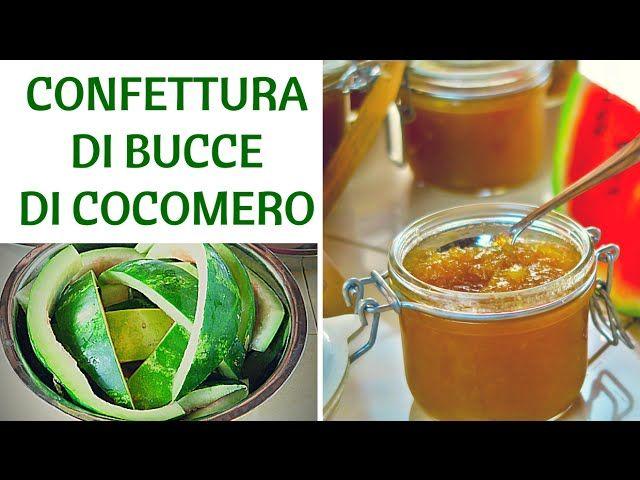 come fare la confettura di bucce di cocomero con ingredienti semplici e pochi passaggi, con agrumi, vaniglia, cannella prepariamo una confettura insolita