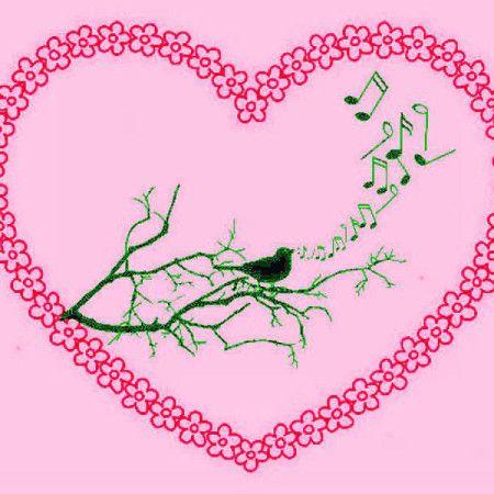 Les 25 meilleures id es de la cat gorie oiseau qui chante - Dessin oiseau qui chante ...