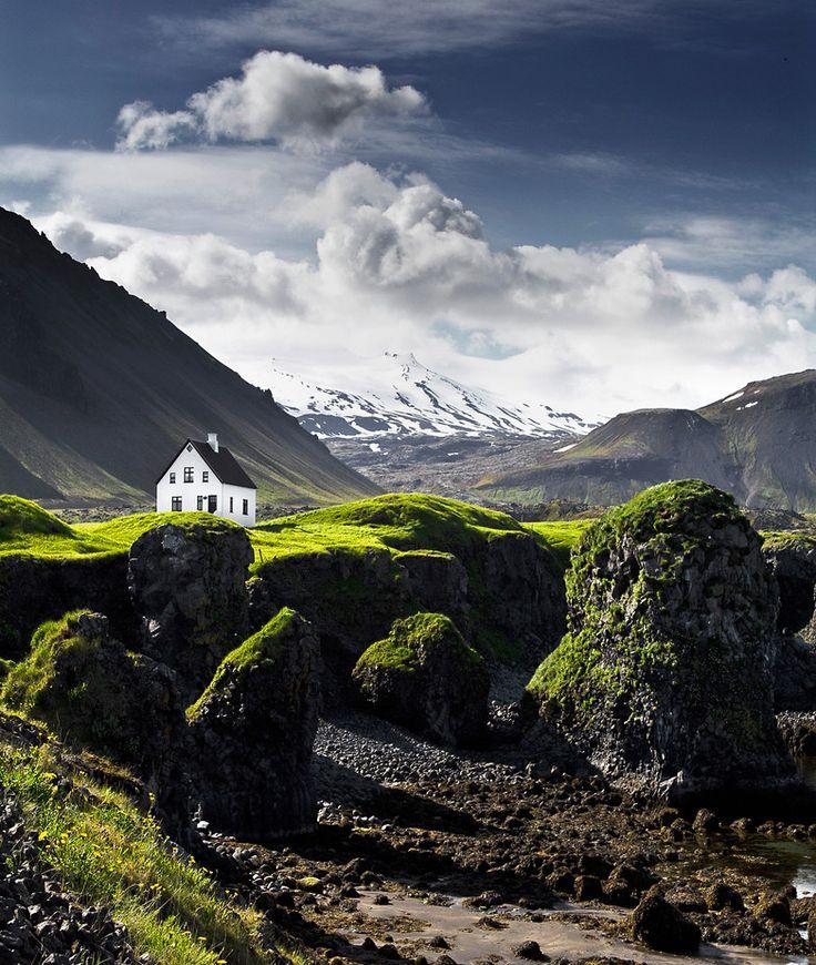 Arnarstapi, #Islandia