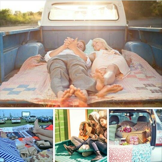 Truck bed dates