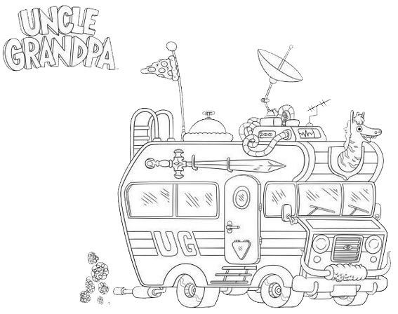 76 Best Uncle Grandpa / Oncle Grandpa Images On Pinterest