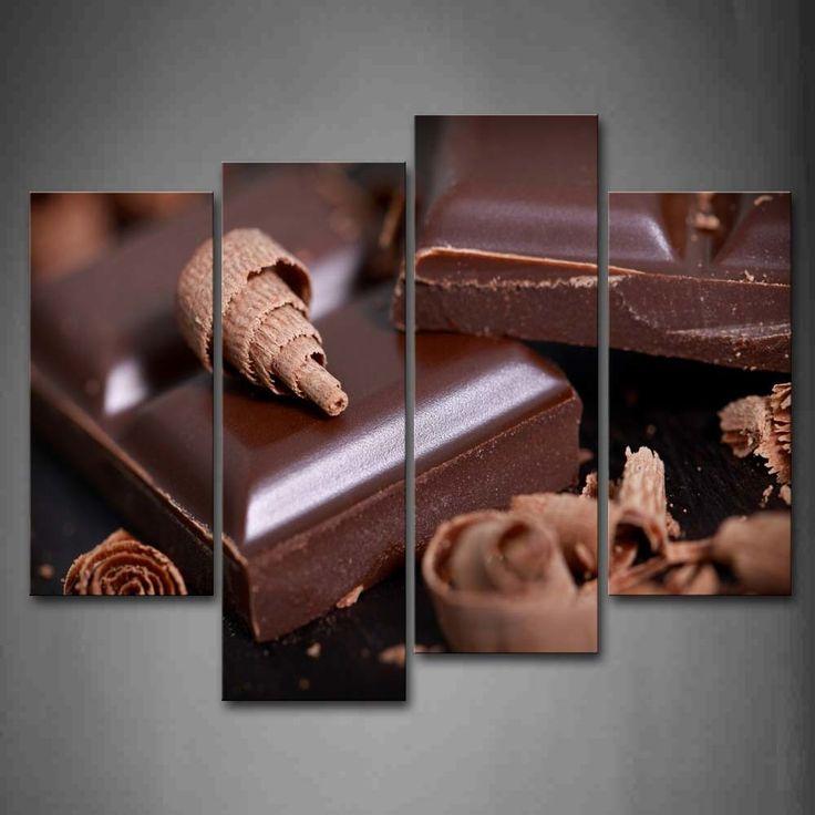 #czekolada #obraz #DecoArt24